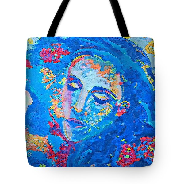 Stuck In A Moment Tote Bag