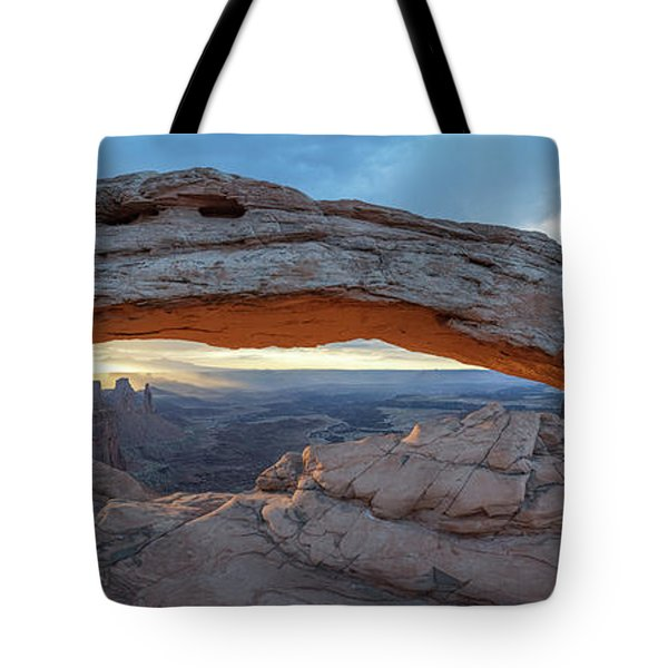 Stuck In A Moment Tote Bag by Dustin LeFevre