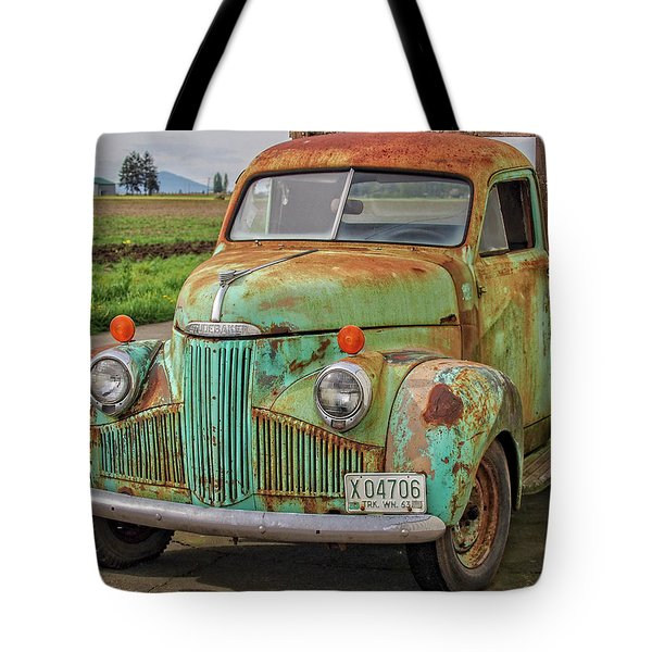 Studebaker '47 M-5 Coupe Express Tote Bag