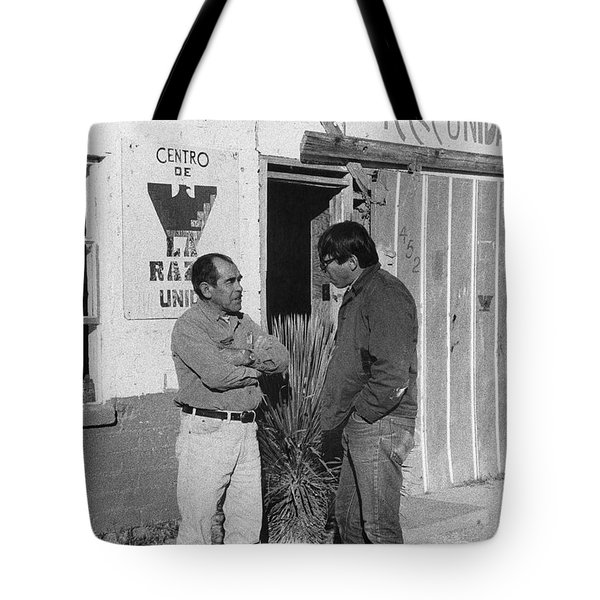 Student Volunteer, 1972 Tote Bag by Granger