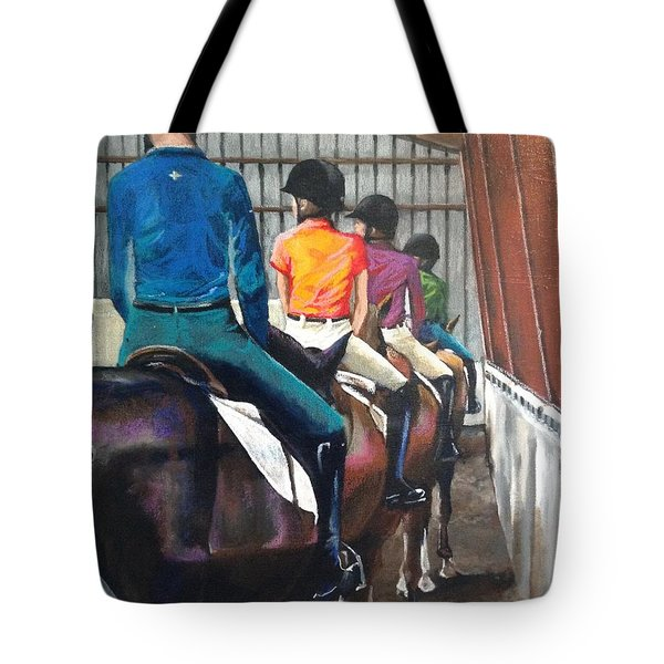 Students Learning Tote Bag