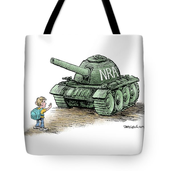 Students Vs The Nra Tote Bag