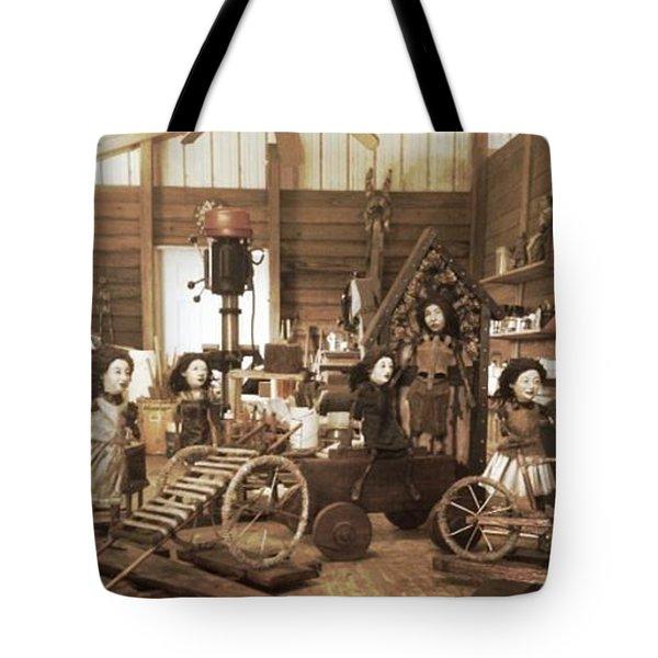 Studio Image Tote Bag