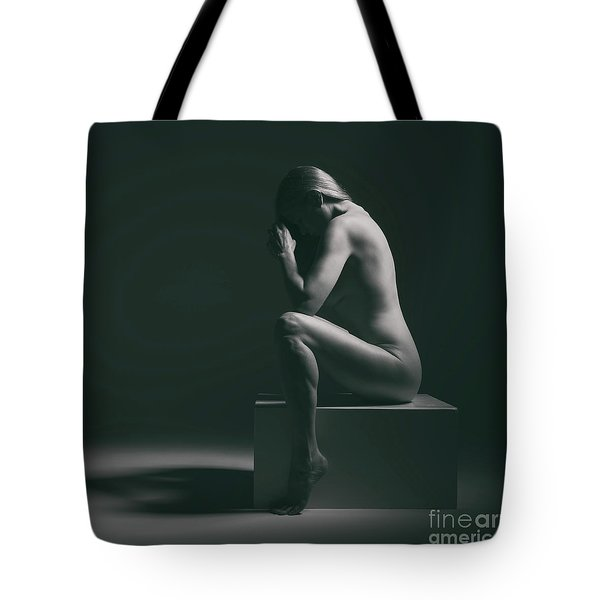 Studio Nude Seated Tote Bag