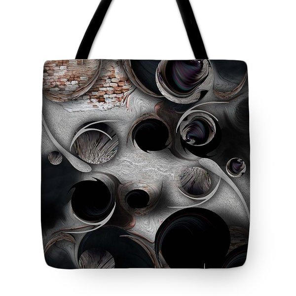 Study For Mystic Reality Tote Bag