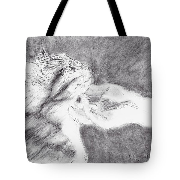 Study For Sweet Spot Tote Bag