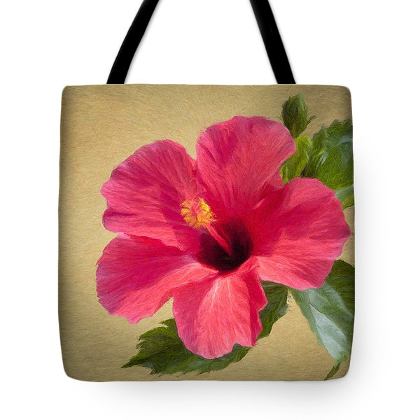 Study In Scarlet Tote Bag