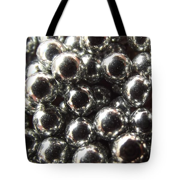 Study Of Bb's, An Abstract. Tote Bag