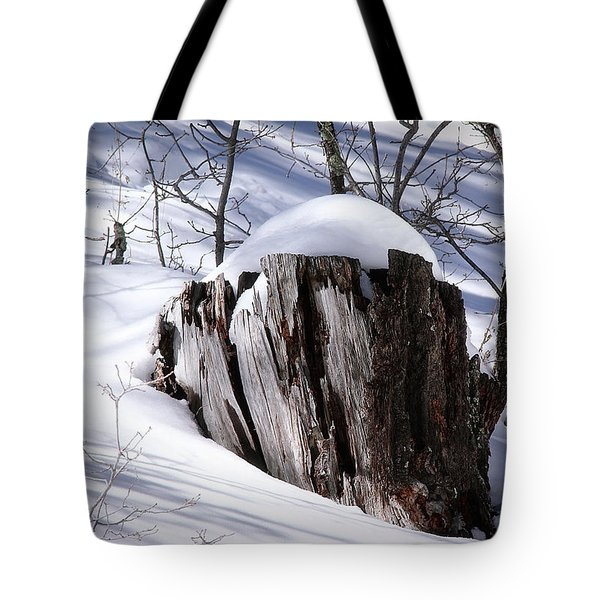 Stump Tote Bag