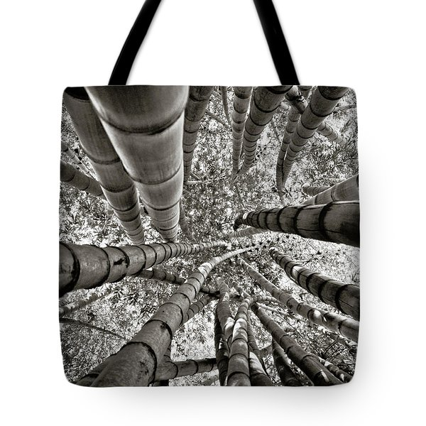 Stunning Bamboo Forest Tote Bag