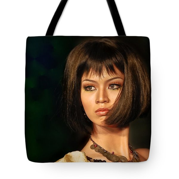 Stunning Tote Bag by Charuhas Images