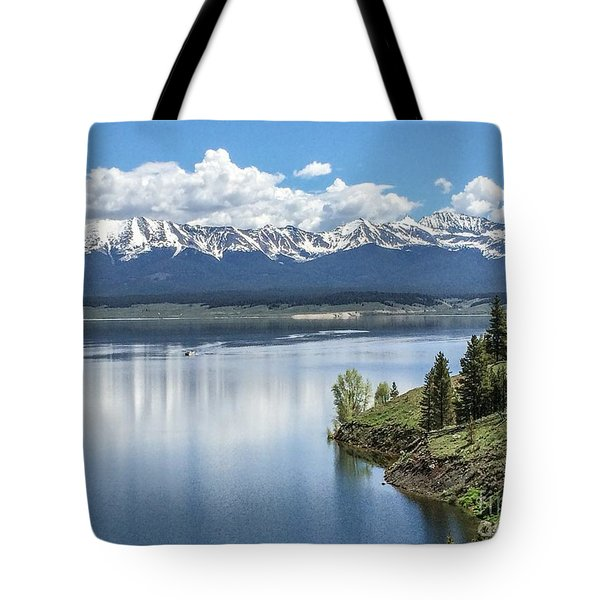 Stunning Colorado Tote Bag