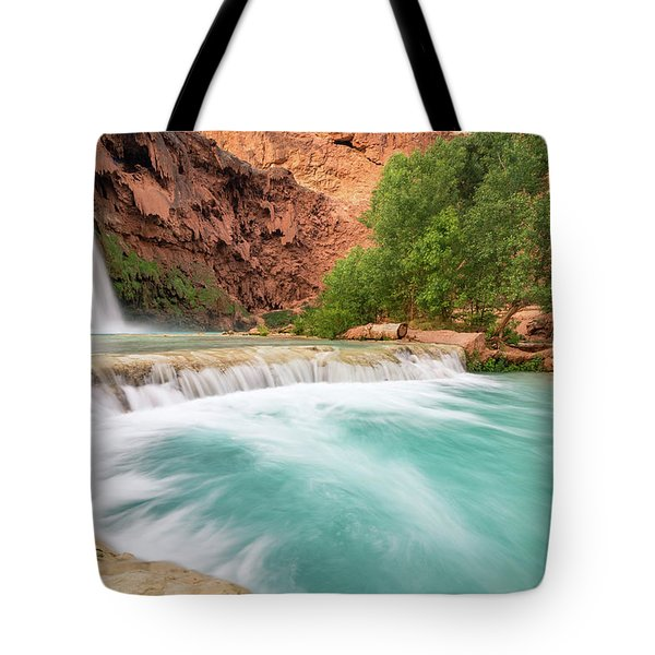 Stunning Havasu Falls Tote Bag