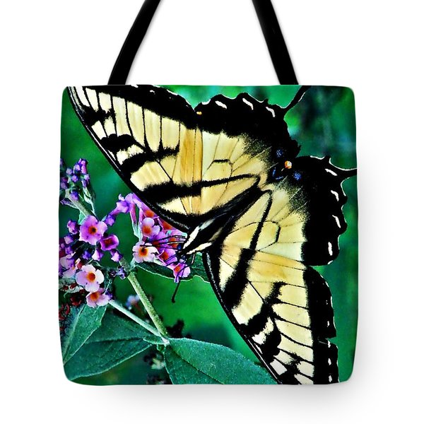 Stunning Monarch Tote Bag