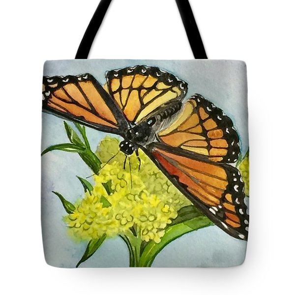 Stunning Sunning Tote Bag