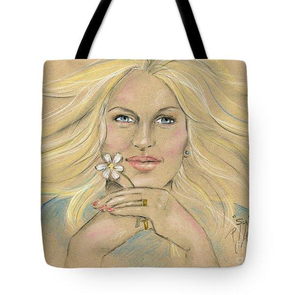 Su Tote Bag by P J Lewis