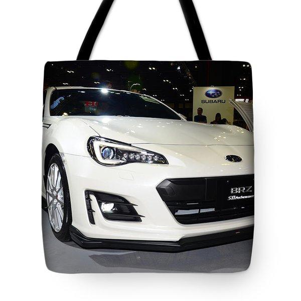 Subaru Brz Tote Bag