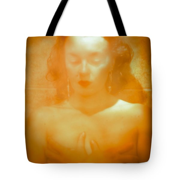 Subdued Glamor Tote Bag by Scott Sawyer