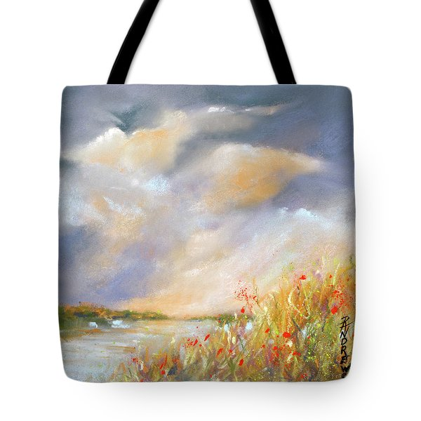 Subdued Light Tote Bag