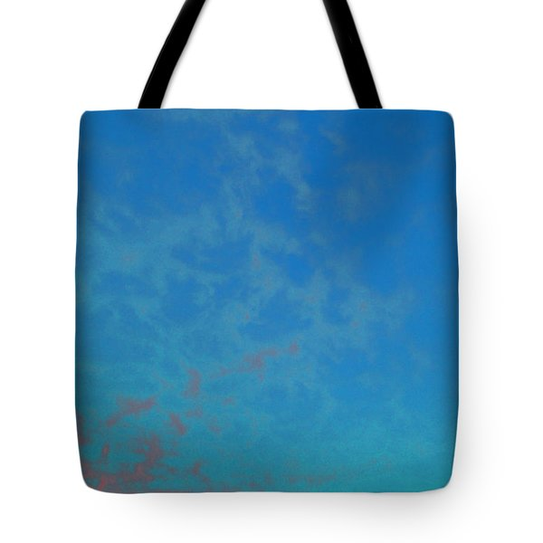 Sublime Clouds 4  Tote Bag by Lyle Crump