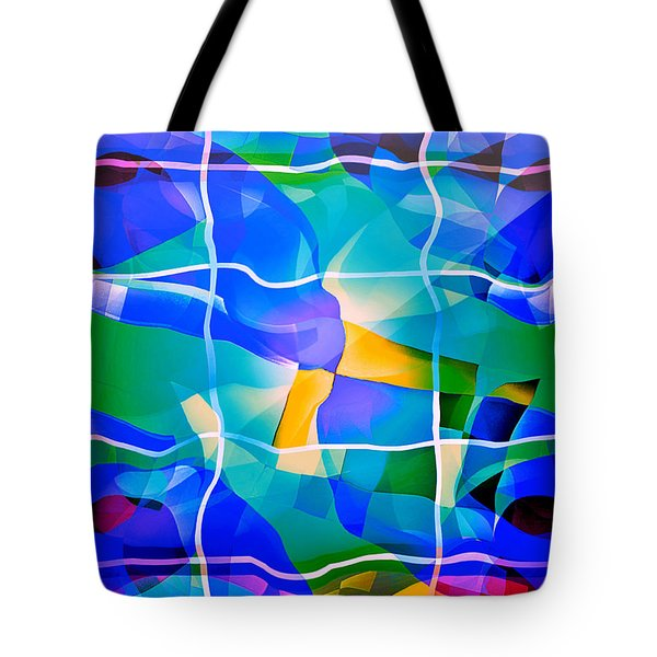 Tote Bag featuring the photograph Sublime Distortion II by Aurelio Zucco