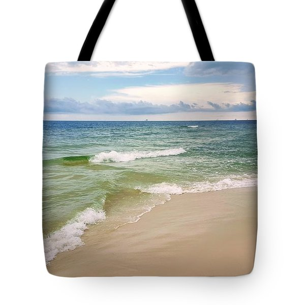 Sublime Seashore  Tote Bag