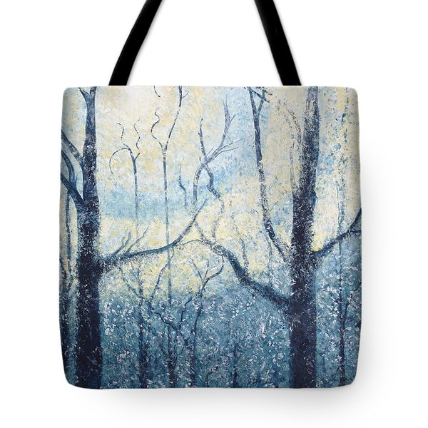 Sublimity Tote Bag by Holly Carmichael