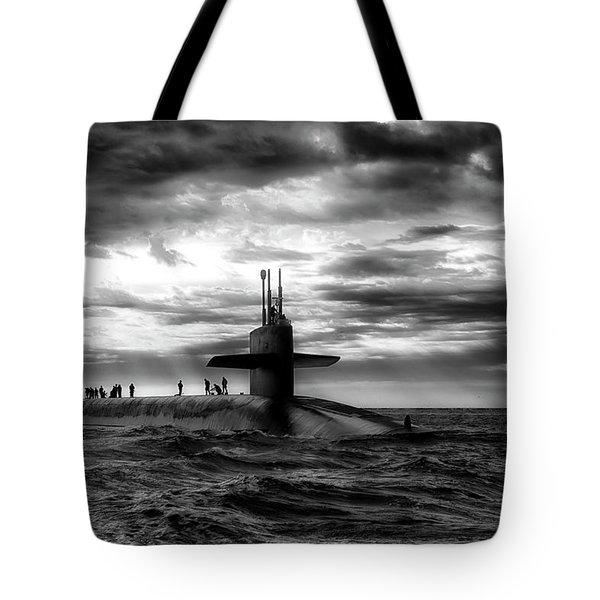Submariner Tote Bag
