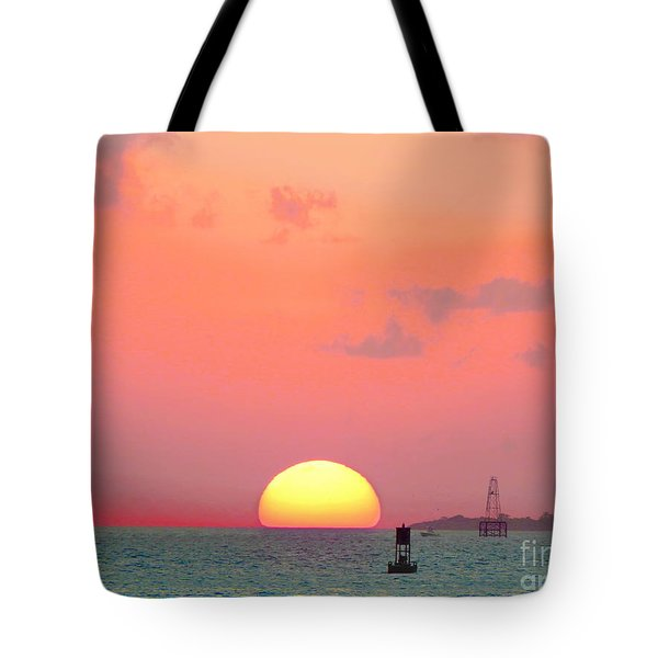 Submerge  Tote Bag by Expressionistart studio Priscilla Batzell
