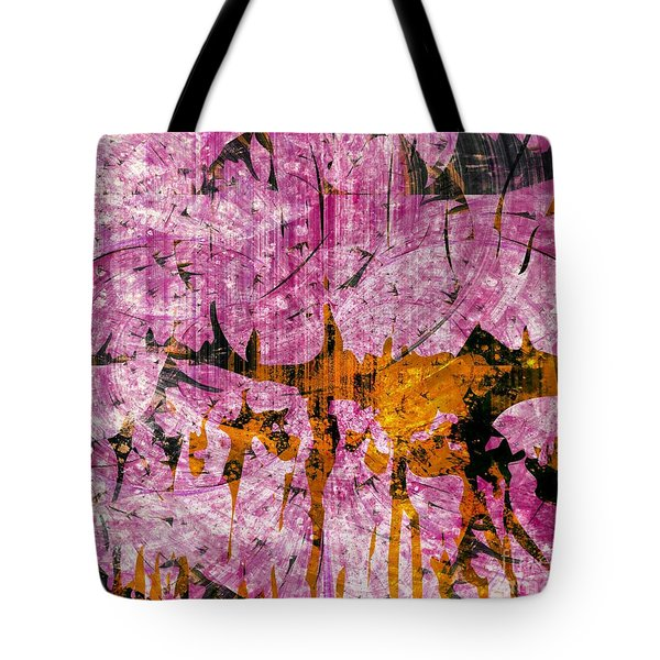 Submit A Dance   Tote Bag by Fania Simon