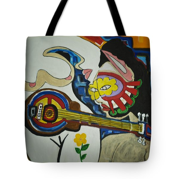 Subtle Love Tote Bag