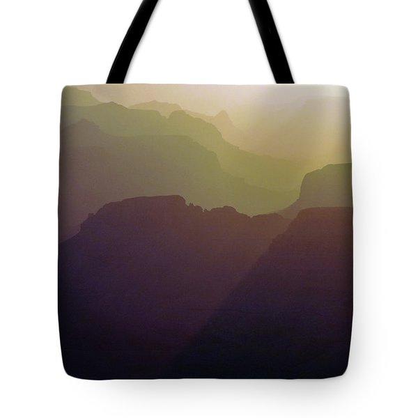 Subtle Silhouettes Tote Bag