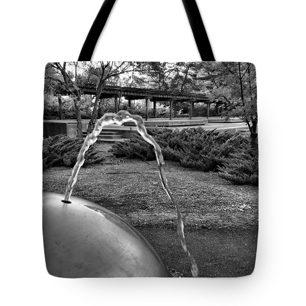 Suburban Thirst Quencher Tote Bag