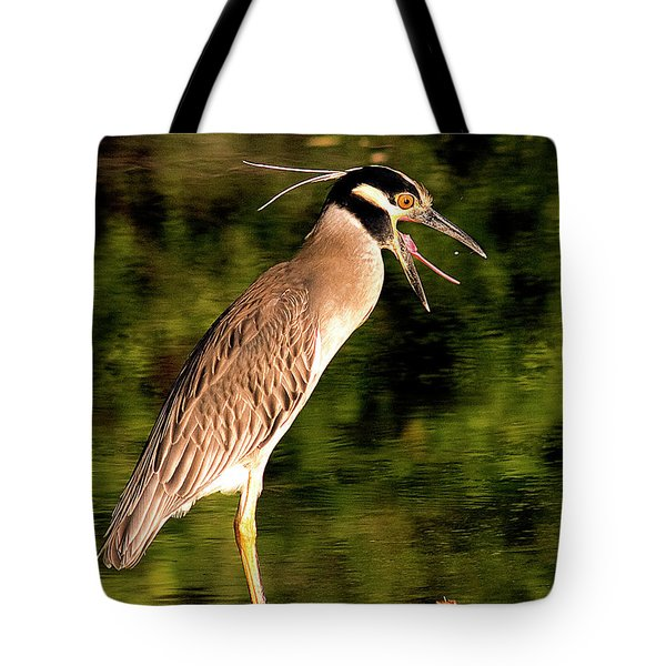 Tote Bag featuring the photograph Success by Jean Noren