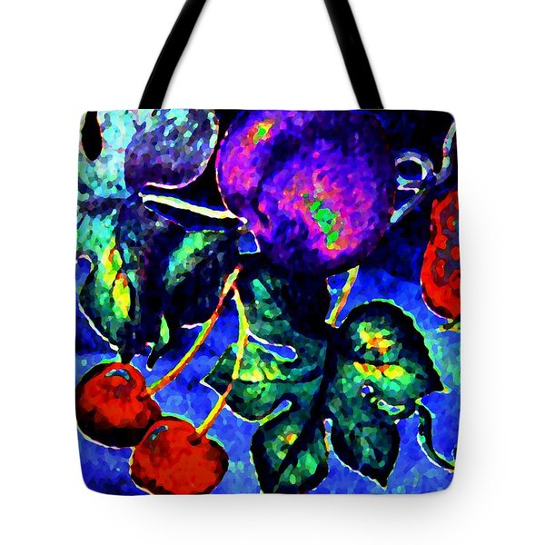 Succulence Tote Bag by Will Borden