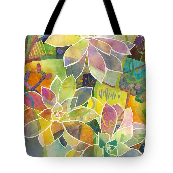 Succulent Mirage 1 Tote Bag