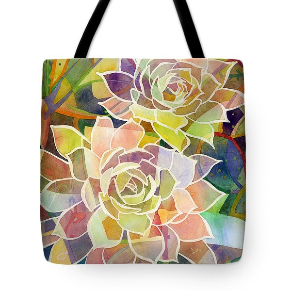 Succulent Mirage 2 Tote Bag