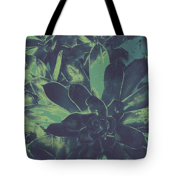 Succulents #2 Tote Bag