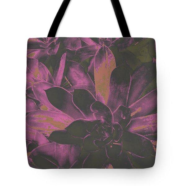 Succulents #3 Tote Bag