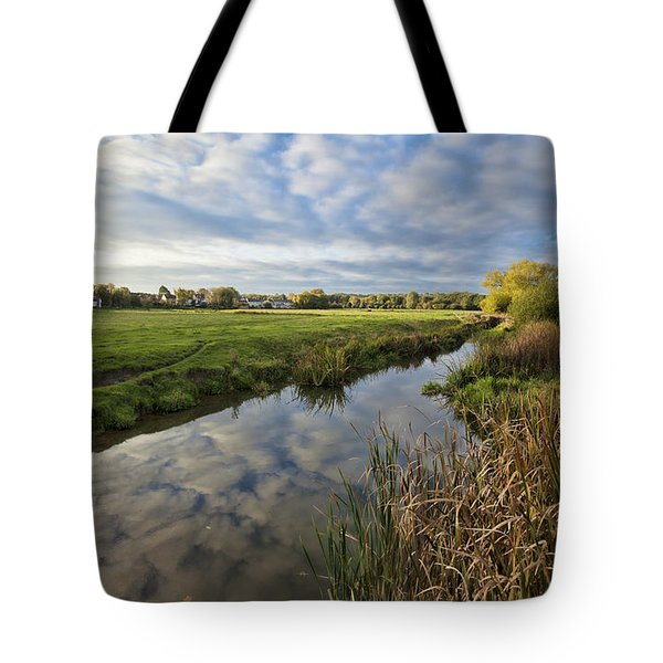 Sudbury River Tote Bag