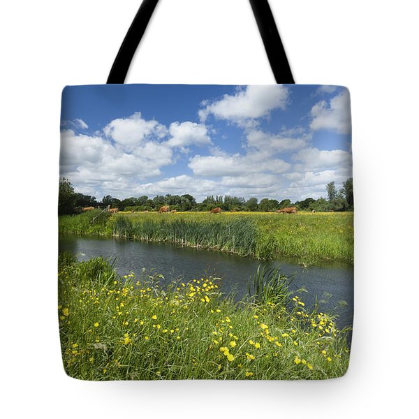 Sudbury Summer Meadows Tote Bag
