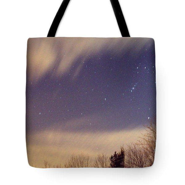 Sudden Clearing Tote Bag