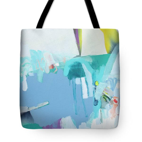 Suddenly So Strong Tote Bag