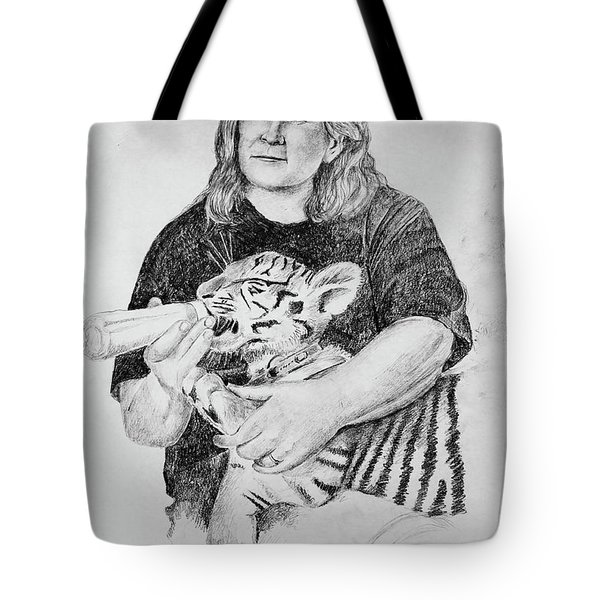 Sue Nassivera Tote Bag