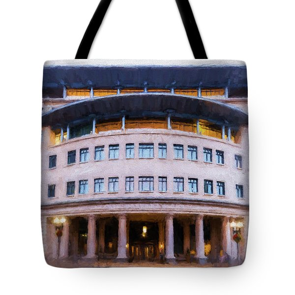Suffolk Law School Tote Bag