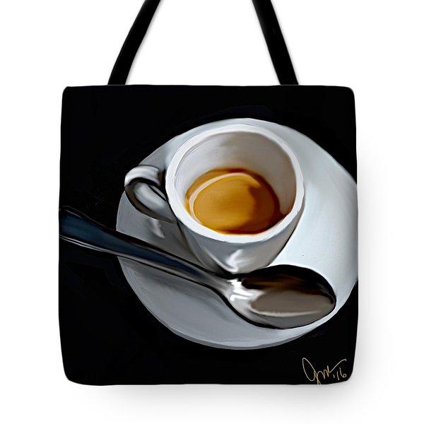 Sugar And Cream Tote Bag