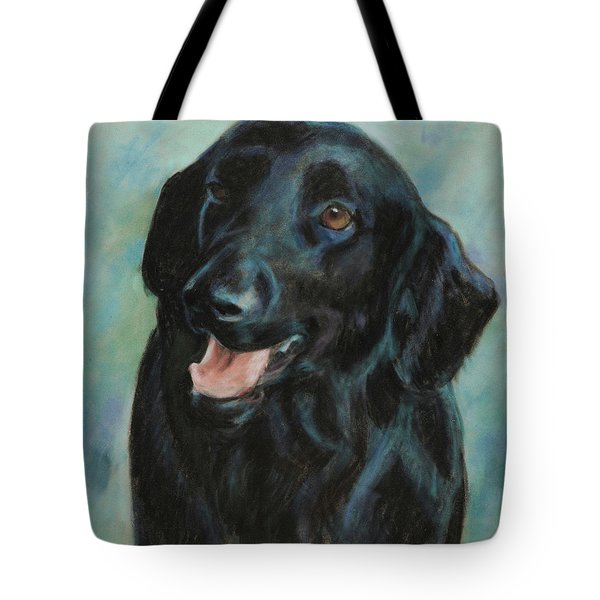 Tote Bag featuring the pastel Sugar by Billie Colson