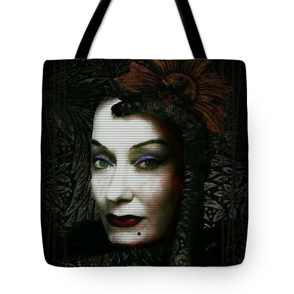 Tote Bag featuring the digital art Sugar Buster by Delight Worthyn
