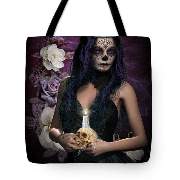 Sugar Doll Tote Bag