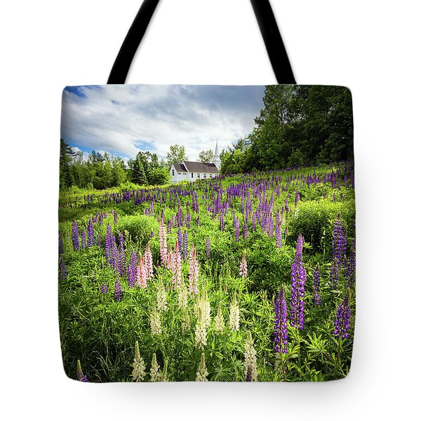 Sugar Hill Tote Bag